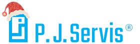 P. J. servis